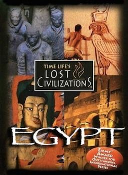Free! Ancient Egypt - Movie Questions for Time Lifes, Lost Civilizations: Egypt: Quest for Immortality documentary. Narrated by Sam Waterston, this 50 minute documentary covers the discovery of King Tut, the Rosetta Stone, Ramses the Great, the preparations for mummification and burial, the pyramids and the ultimate goal of an Egyptian afterlife.Also included is a weblink to the video so you can play the video online.