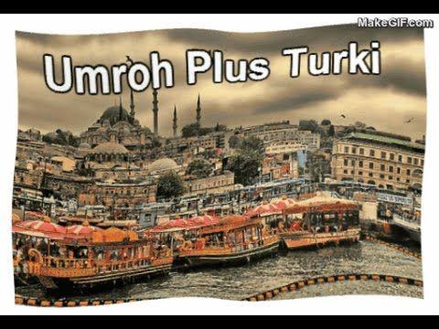 Paket Umroh Plus Turki 2015 Promo $ 2550. fasilitas hotel bintang 5