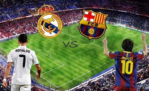 FC Barcelona and Real Madrid CF to play la liga matches 2015-16 on 8 November and 3 April. Get Barcelona vs Real Madrid match live telecast and TV info.