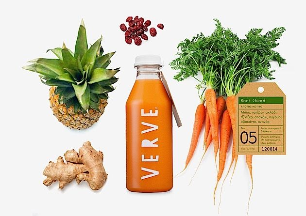 Verve Juice | Packaging