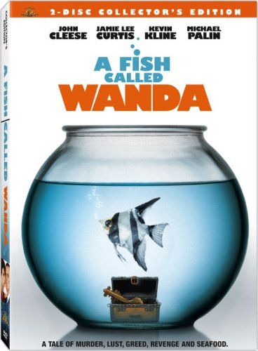 When they still made funny movies.Awesome Movie, John Clee, Classic Movie, Funny Movie, Fish Call, Wanda Dvd, Dvd Movie, Favorite Movie, Call Wanda