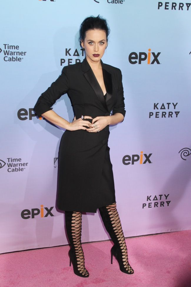 Katy Perry in Balenciaga