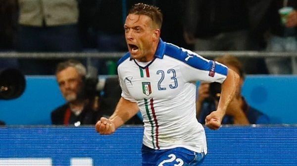 Tampil Moncer di Euro 2016, Emanuele Giaccherini Diklaim ke Napoli