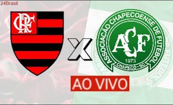 Assistir Flamengo x Chapecoense AO VIVO Hoje