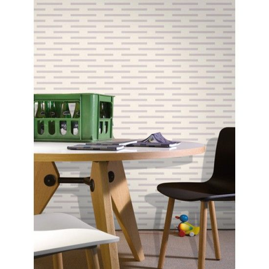 Club Wallpaper - Cream