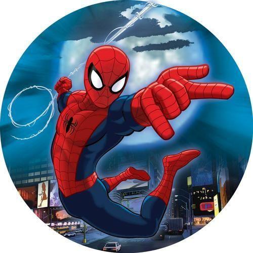 Marvel Licensed Spiderman Projectable Night Light