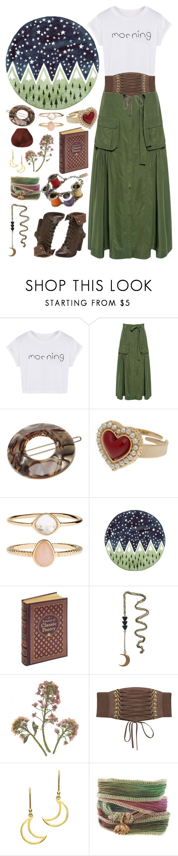 """morning?"" by raelenas ❤ liked on Polyvore featuring WithChic, Marissa Webb, Steve Madden, France Luxe, Accessorize, Wet Seal, London Road and Catherine Michiels"