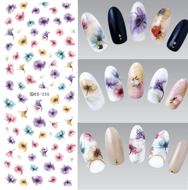 Colorful Purple Fantacy Flowers Nail Stickers Wraps Foil Sticker Manicure     Tag a friend who would love this!     FREE Shipping Worldwide | Brunei's largest e-commerce site.    Buy one here---> https://mybruneistore.com/ds255-diy-designer-water-transfer-nails-art-sticker-colorful-purple-fantacy-flowers-nail-stickers-wraps-foil-sticker-manicure/
