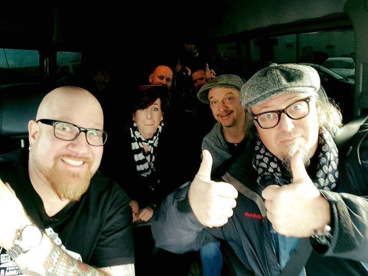 Tourstart! Ab nach Leipzig! #DrRingDing #SkaVaganza