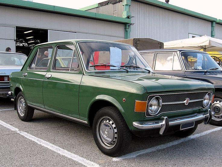 Fiat 128 Sedan #28