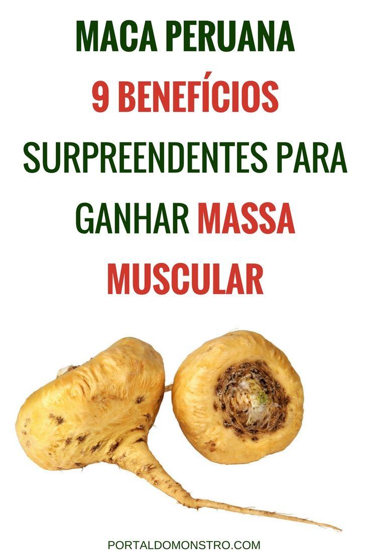 benefícios da maca peruana para a sua saúde