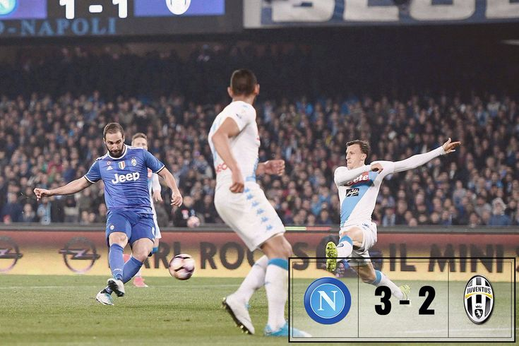 La Juventus ha perso a Napoli nella gara di ritorno della semifinale di Coppa Italia. Ha perso con il risultato di 3-2 ma il bilancio dei due risultati (3-