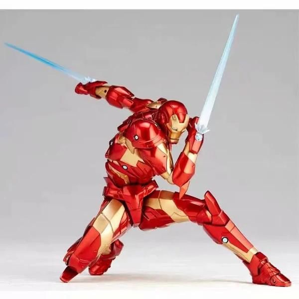 Marvel Avengers Iron Man Mark 37 Bleeding Edge Armor Ironman Action Figure Iron Man Action Figures Iron Man Action Figures