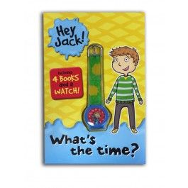 Hey Jack! What's the Time? $24.95