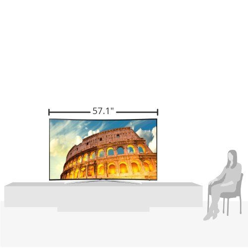 Motion and Voice Control with Camera Accessory (sold separately).  Featuring a curved 1080p LED display, this Samsung TV delivers crisp, clear images. Built-in Wi-Fi lets you surf the web and wirelessly stream movies you and the rest of the gang love. https://internettvworld.com/product/samsung-un65h8000-curved-65-inch-1080p-240hz-3d-smart-led-tv/