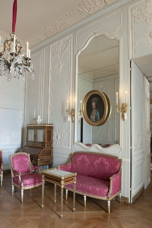 a l ancien regime versailles madame victoire s interior cabinet epv christian milet 18thc. Black Bedroom Furniture Sets. Home Design Ideas