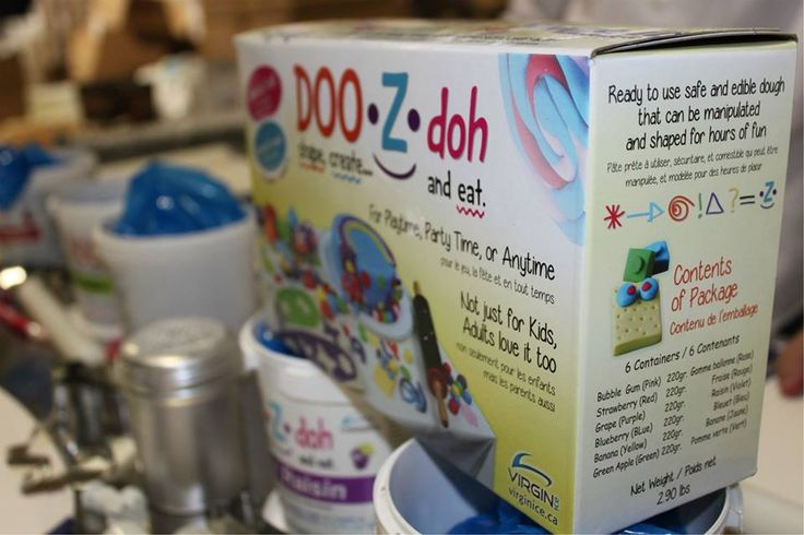 Guess what Virgin Ice users ! Our kid-friendly product DOO Z DOH fun pack is now available in @bulkbarn 's across #Canada ! Share this with your friends, and make your way over to the nearest Bulk Barn.  #Bulkbarn #cake #kids #fondant #virginice