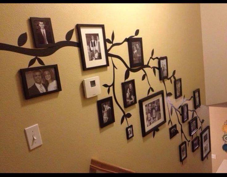 Family tree photo