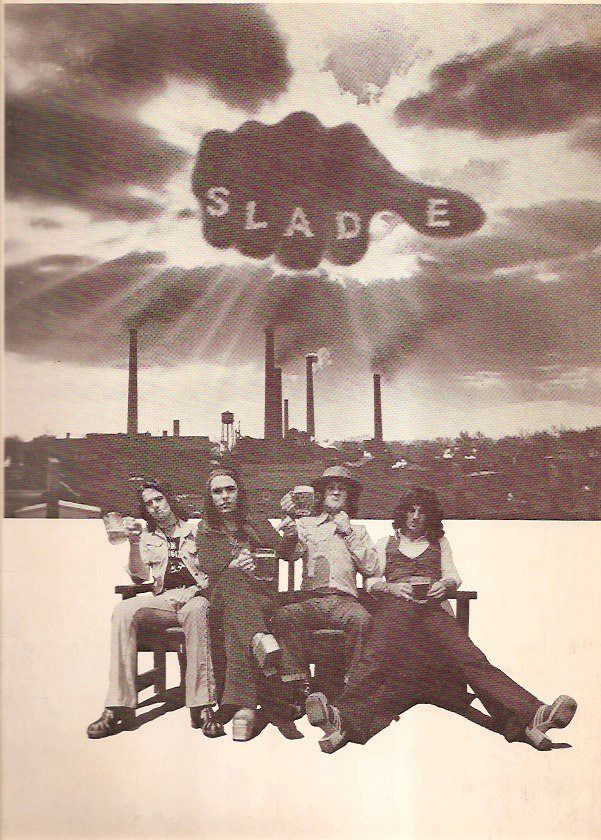 Slade On Tour USA - 1973