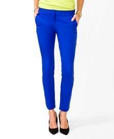 Синие шорты женские
