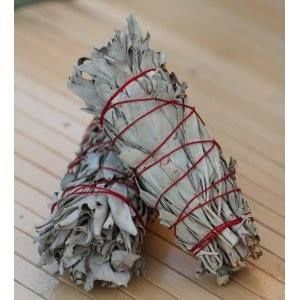 Adding sage to your campfire or fire pit will help keep mosquitoes and bugs away