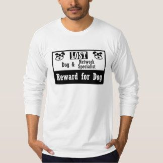 Lost Dog Network Specialist T-Shirt