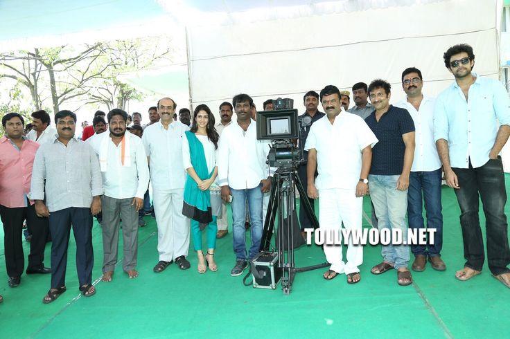 Varun Tej Movie Opening Stills