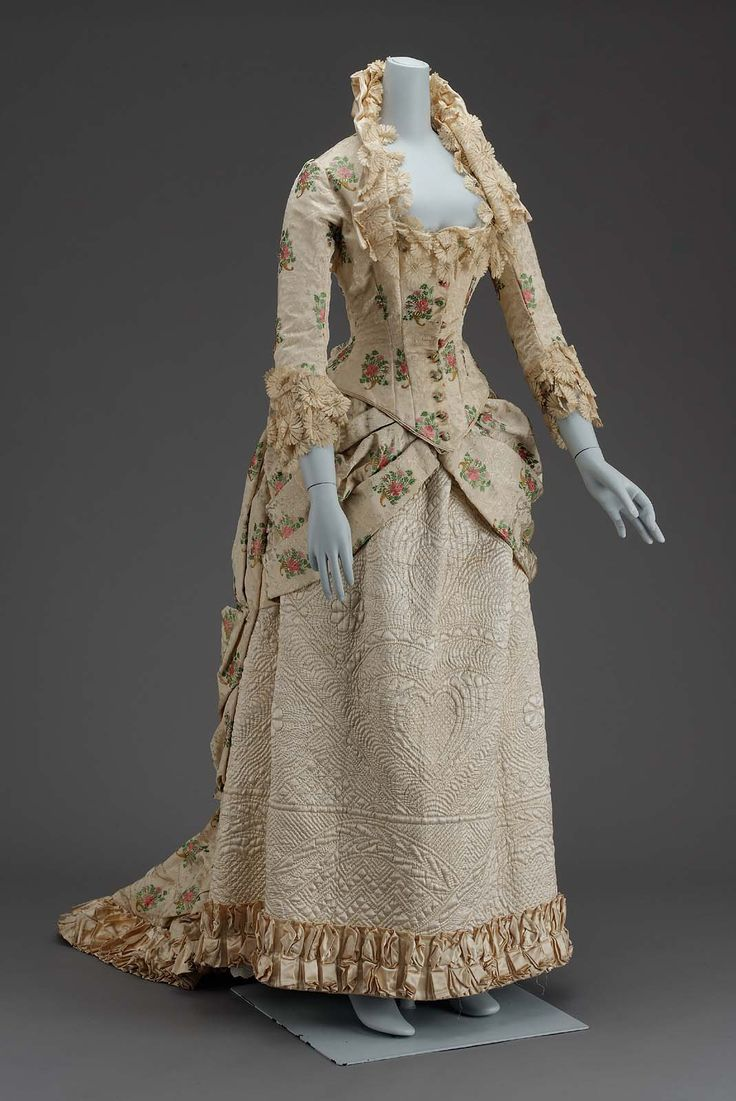 134 best [1870-1890] Bustle Victorian Fashion images on Pinterest ...