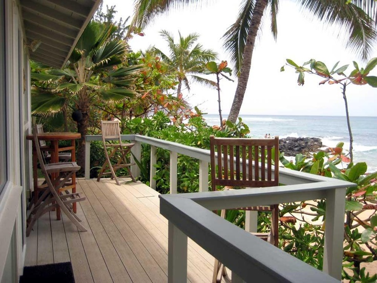 Turtle beach cottage north shore oahu www for Cabins in oahu