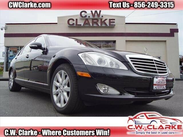 Ebay Advertisement 2008 S Class S550 4matic 2008 Mercedes Benz S