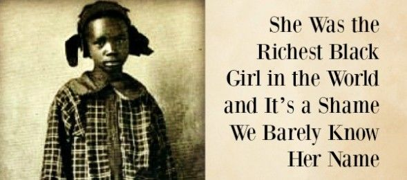 She was 10 years old when she went from being a poor negro girl to one of the richest Afro Americans in the early 1900's. Sarah Rector's story will amaze you.
