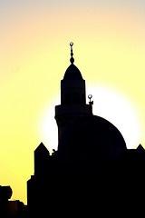Mosque corniche by ghammari #EasyNip