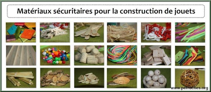 Matériaux sécuritaires pour la construction de jouets pour nos perruches et perroquets - Perruches et perroquets