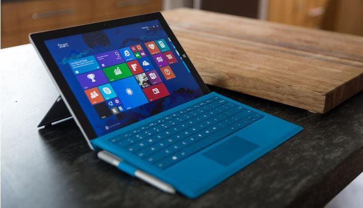 La tablette Microsoft Surface pro 3 : puissante, innovante et tellement nomade
