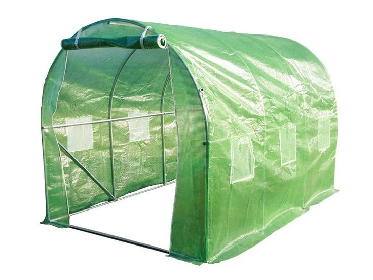 Tunnel House Greenhouse 2m x 3m