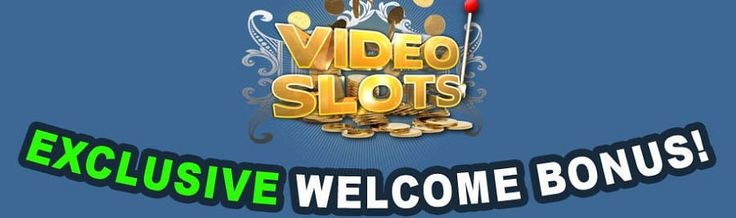 Videoslots.com Welcome Bonus - £ 10 Free Cash on your first deposit - Make your first deposit and receive £ 10 free cash. #Videoslots.com #WelcomeBonus