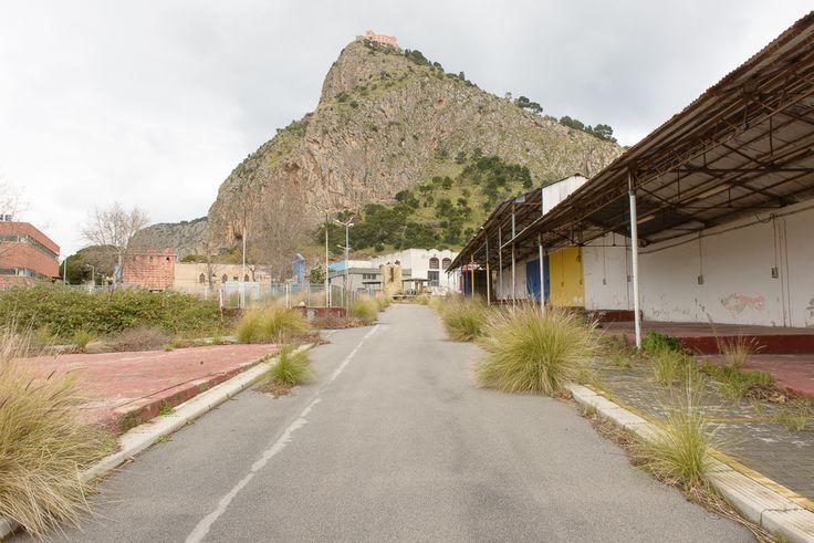 FIERA DEL MEDITERRANEO PALERMO, abbandonata