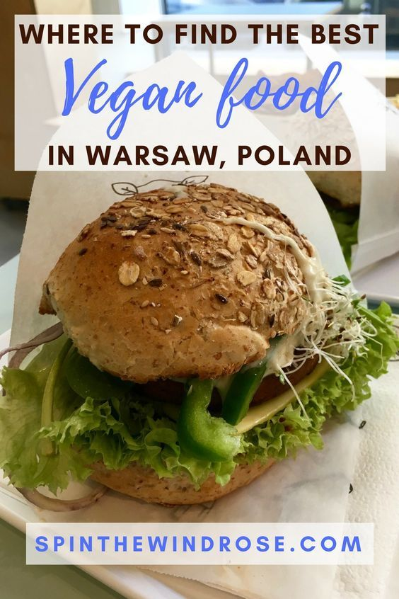 My favourite vegetarian and vegan restaurants in the Polish capital serve a variety of delicious food... here's where to find the best vegan food in Warsaw. - spinthewindrose.com