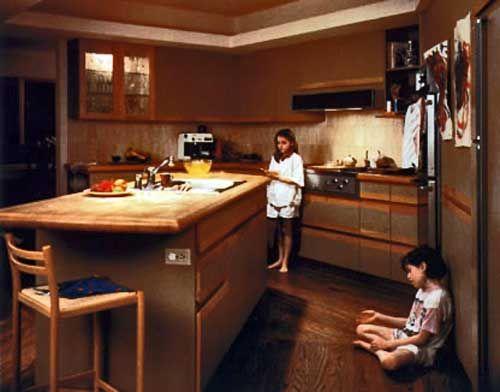 jeff wall inszenierte fotografie photography pinterest. Black Bedroom Furniture Sets. Home Design Ideas