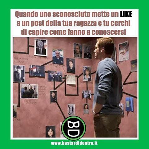 La #gelosia e FB- #bastardidentro SEGUI BD SU YT! www.bastardidentro.it