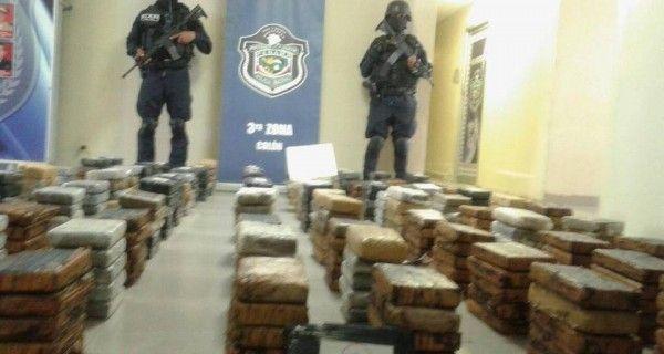 La policía nacional de Panamá incautó 401 paquetes de cocaína que, según afirma, provenían de Cuba y tenían como destino Bélgica, según un comunicado ofici