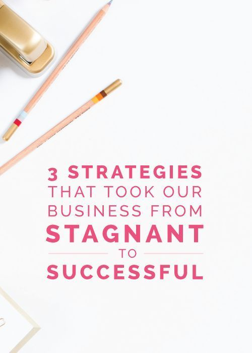 3 Strategies That Took Our Business From Stagnant to Successful - Elle & Company - online business, entrepreneur