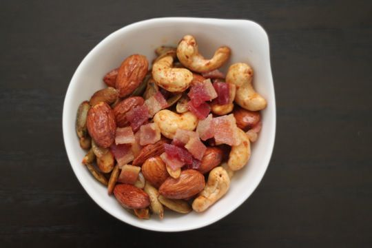 Bacon Trail Mix