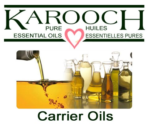 Karooch Carrier Oils