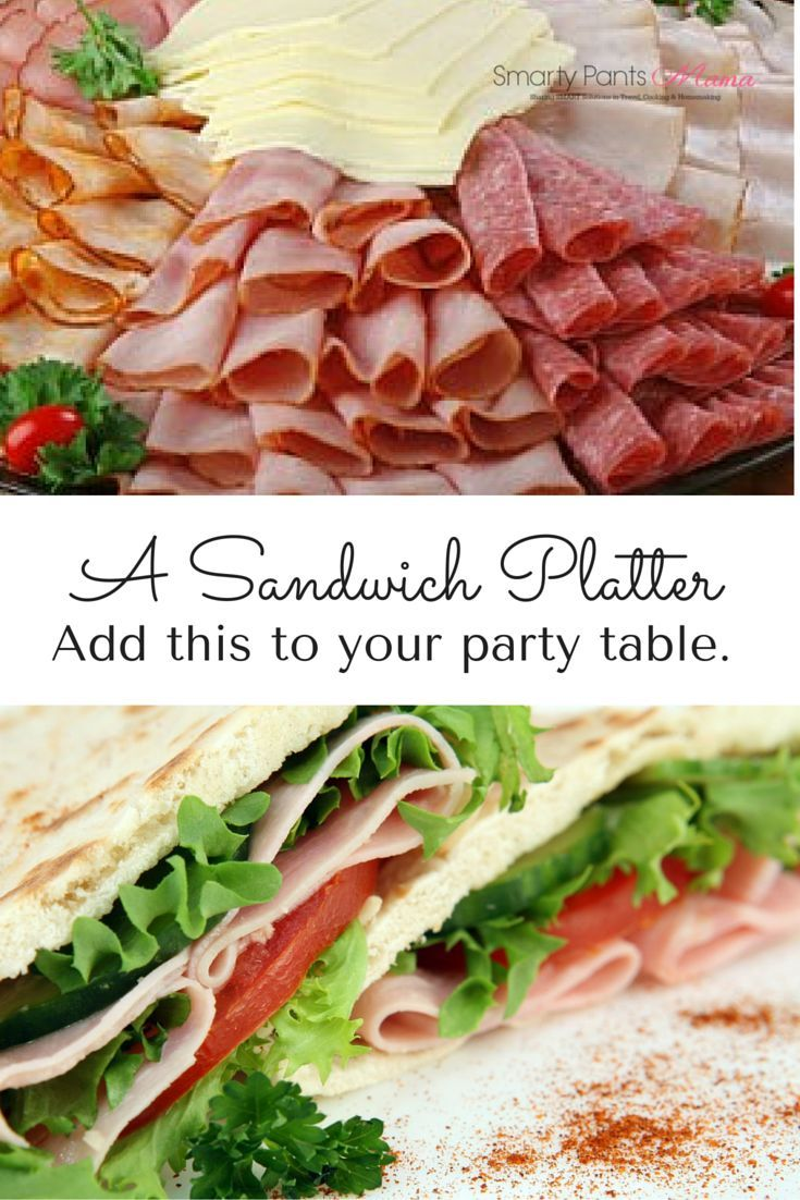 Sandwich Catering Near Me