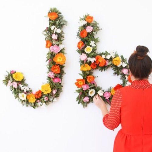 Цветочные буквы Вашего имени  79028331558 #свадьба #пермь... #wedding #weddings
