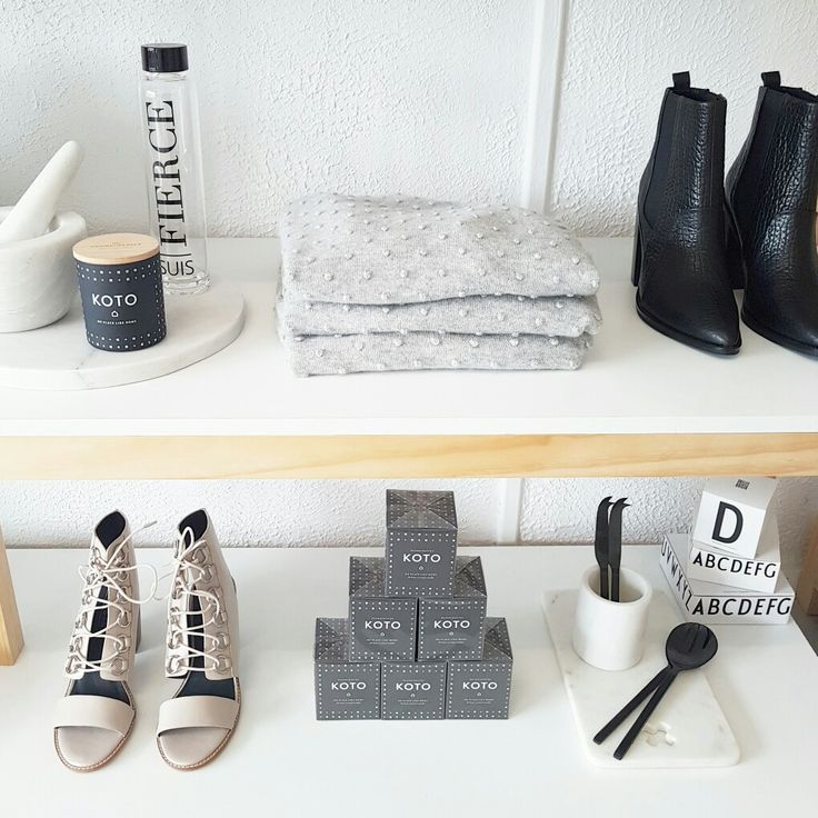 SUKii boutique  Merchandising