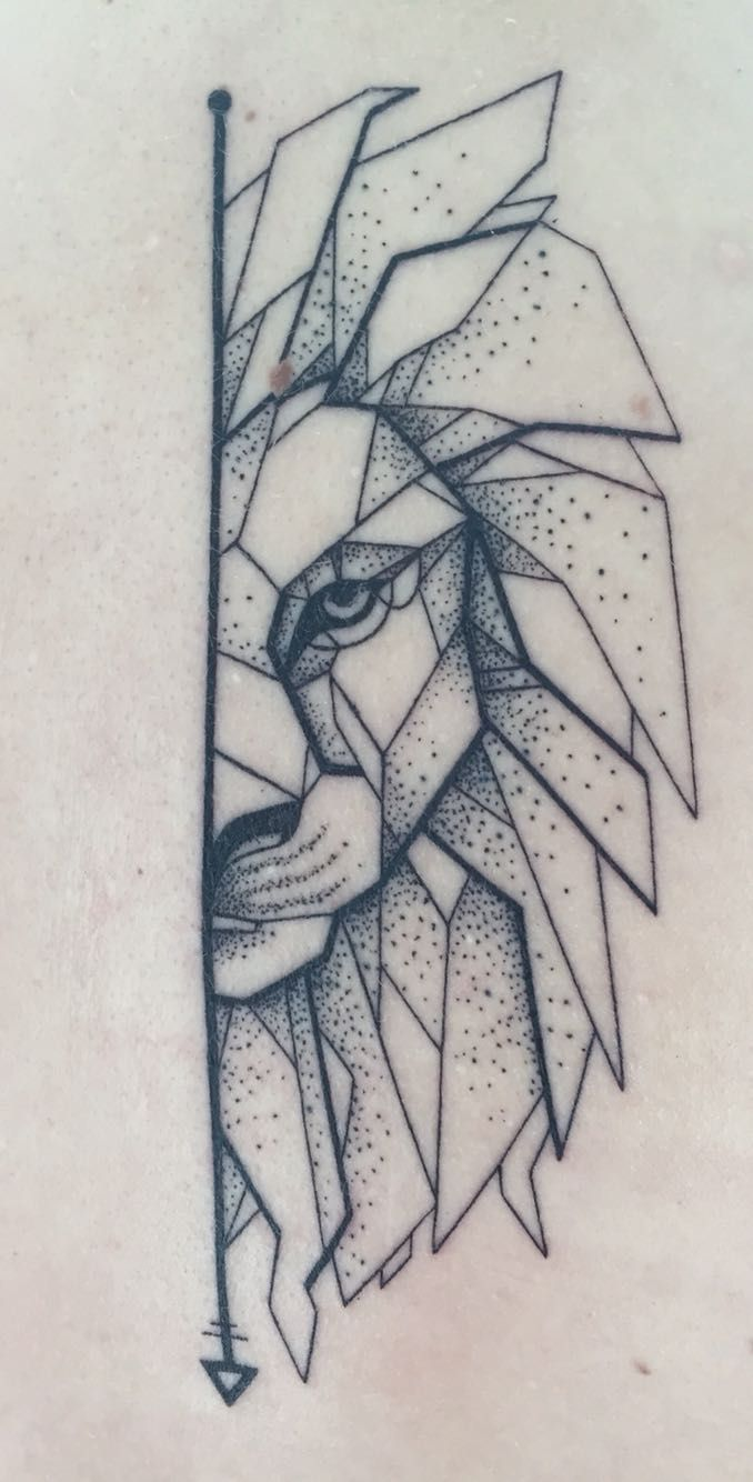 dotwork geometry tattoo - Google zoeken: