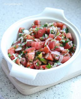 Turcja od kuchni: Sałatki