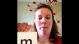 het alfabet leren - YouTube